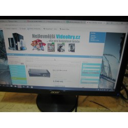 Monitor ACER P196HQV